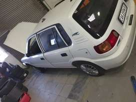 Toyota tazz breaking for spares