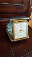 Stary zegarek podróżny nakręcany sprawny