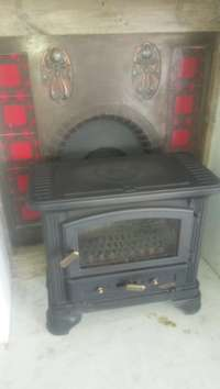 Image of chimney cleaning,heater repairs,installations,fire places,chimney