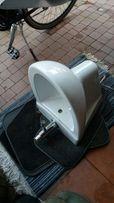 Bidet komplet cersanit bateria ceramiczna dante i syfon