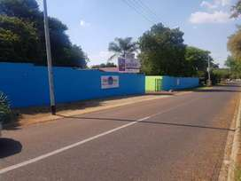 PRIME PROPERTY WITH MAIN ROAD EXPOSURE FOR SALE