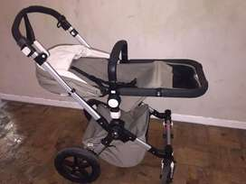 Bugaboo stroller and Stokke carrier combo deal