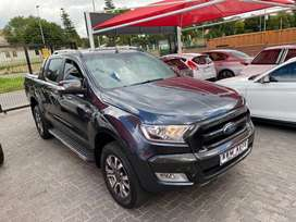 2017 Ford Ranger 3.2 TDCi Wildtrak