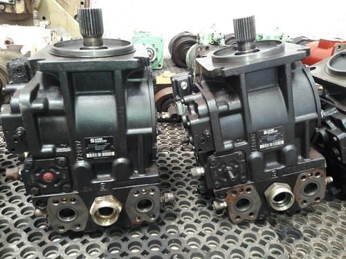 Ремонт гидронасосов и гидромоторов для спецтехники