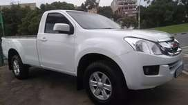ISUZU KB 250 DTEQ 2.5 DIESEL SINGLE CAB LONG BASE