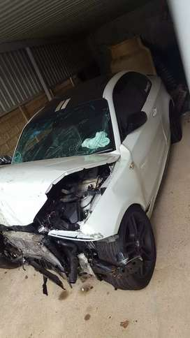 bmw 120d for stripping