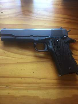 KWC m1911 co2 bb gun