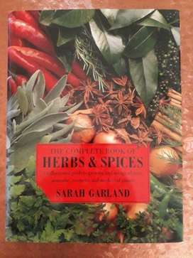 The Complete Book Of Herbs And Spices - Sarah Garland.