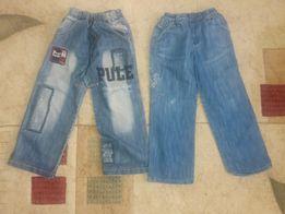 джинсы для мальчика на рост 114 см