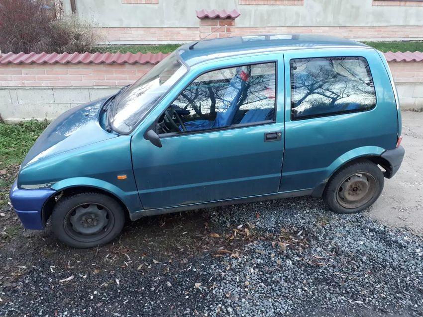 Fiat cinquecento S 0