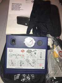 Image of Tyre Mobility Repair Kit - Emergency Kit That Is A Must