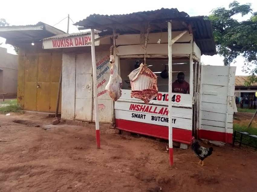 Meat butcher for sale 0
