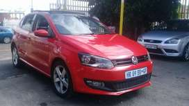 2014 Vw Polo with Sunroof