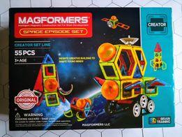 Конструктор Space Episode Set 55 Оригинал Magformers элементов