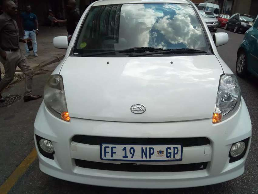 Daihatsu sirion 1.3 auto for sale 0
