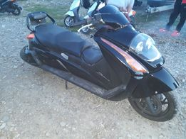 Макс і скутер свіжий