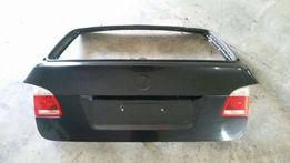 klapa tył BMWE61 czarny metalik bez malowania