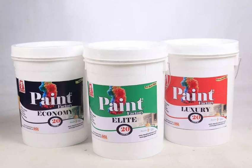 Paint Marketing Executive 0