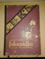 książka o fotografowaniu 1955 rok