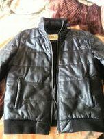 Продам куртку (кожа)