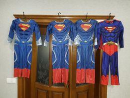 Карнавальный костюм Superman,George3-4,5-6лет,с мускулами.