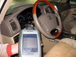 Диагностика автомобиля компьютерная дилерское оборудование оригинал