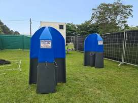 Sunbow marquee and chair hire sunbow rentals sunbow toilet hire urinal
