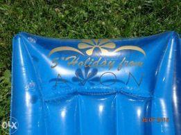 Новый Одноместный надувной матрас от эйвон