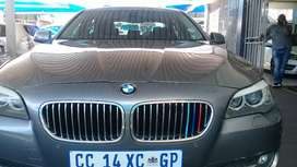2011 BMW 520 D with Automatic Transmission Electric window Abs