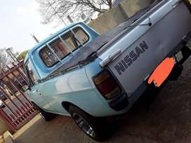 Price is negotiable and the bakkie is on the road, please call me