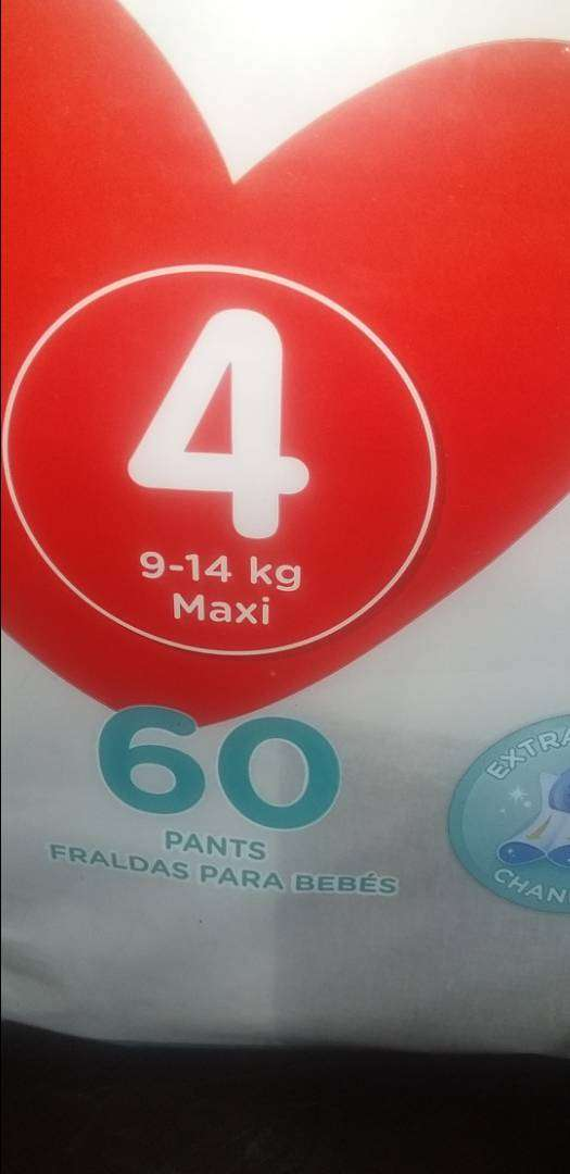 Pampers pants 0
