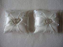 НОВАЯ подушечка для колец на свадьбу