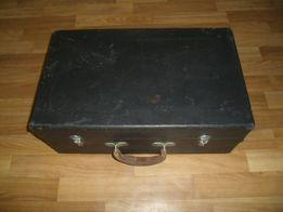 Ящик для инструмента, аппаратуры. 2 защёлки, ручка. Прочный, надёжный.