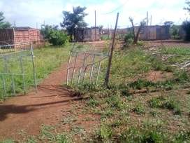 10 * 40 Stand for sale in Thulamtwana (Orange Farm)