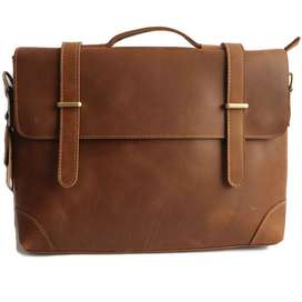 CLASSIC GENUINE LEATHER BAG