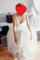 Suknia ślubna Anna Kara model SASHA