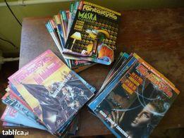 Czasopismo Nowa Fantastyka roczniki 1992 do 1996