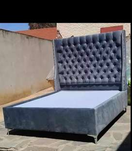 We are selling sleigh beds and headboards without a mattress
