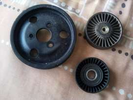 BMW E46 pulley and rollers for sale in Germiston