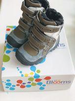 Детские ботинки зимние, сапожки осень зима, ботинки blooms