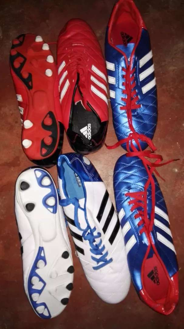 Discounted Adidas 11 Pro Size 9 0