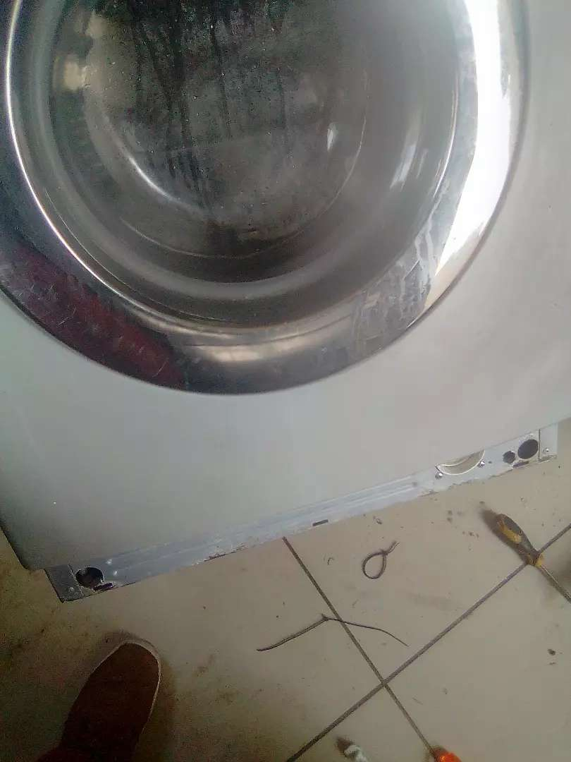 Washing machines repair on site