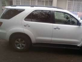 Toyota fortuner for sell