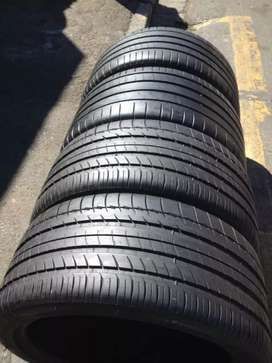 Michelin set 325/30/21 X2 and 295/35/21x2 90%