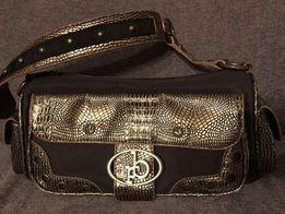 Продам сумку roccobarocco, оригинал! Покупалась в Италии!