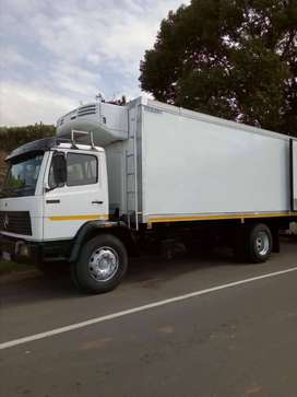 Looking to contract 8 ton truck