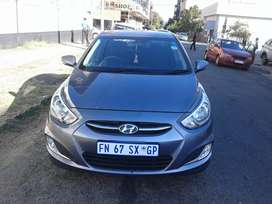 2018 Hyundai Accent 1.6 Auto for sale