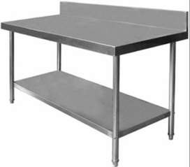 Tables Stainless Steel