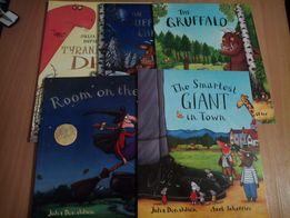Дональдсон на английском детсие книги Donaldson