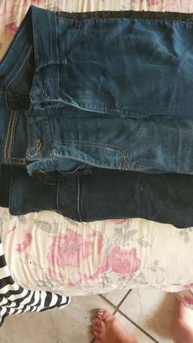 Size 34 denims for sale
